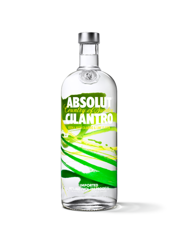 National Martini Day Goes Latin With An Absolut Cilantro ...