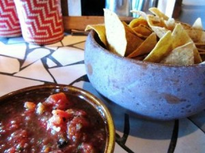 Chips and Salsa at Heavy Restaurant's Barrio on Capital Hill