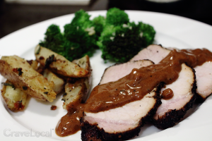 Coffee-Crusted-Pork-and-Potato-Wedges