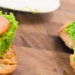 Green pea hummus by Chef Gale Gand