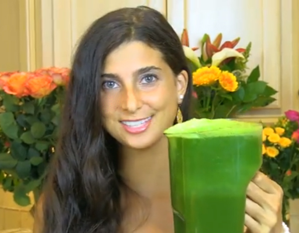 Kristina-Healthy-Green-Juice