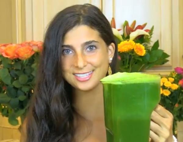 Kristina-Healthy-Green-Juice