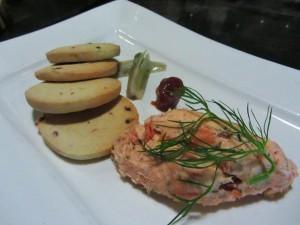 Salmon Roulettes