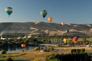 BalloonRally- Tedd Cadd Photography - Photo Credit