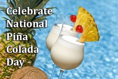 National-Pina-Colada-Day