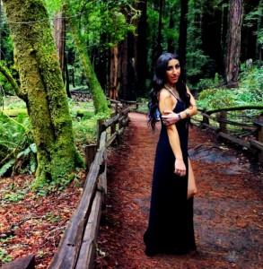Naz Ramezani profile shot