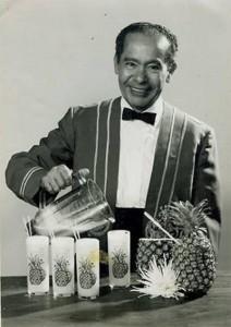 Ramón-Monchito-Marrero, original creator of The Pina colada at Caribe Hilton