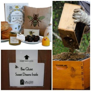 Salish Lodge & Spa Honey Products