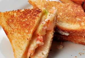 lobster grilled cheese recipe marc forgione