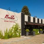 Outside Bello Family Vineyards