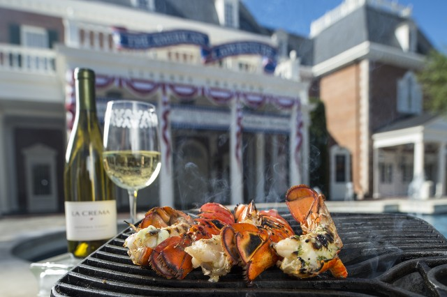 Disney-Griddled-Lobster-Tail-Epcot-Food-Wine 2013
