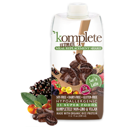 komplete Java vegan meal shake