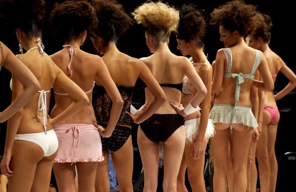 skinny model diets