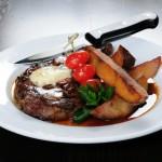 Boca Raton Steak House - filet mignon