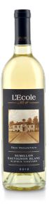 L'ecole Semillon Columbia Valley Oregon