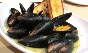 Mimis Cafe Mussels