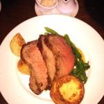 Roast Beef Prime Rib Raglan Road