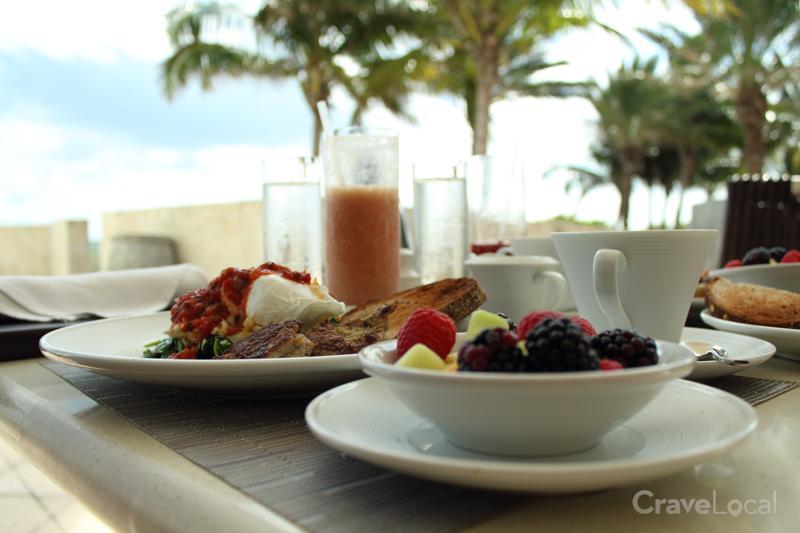 Healthy Breakfast Miami Beach