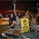 Orlando-Science-Center-Neanderthal-Ball-Cave-Inn-BBQ