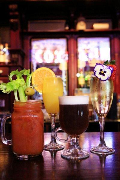 Rollicking Brunch Drinks Raglan Road