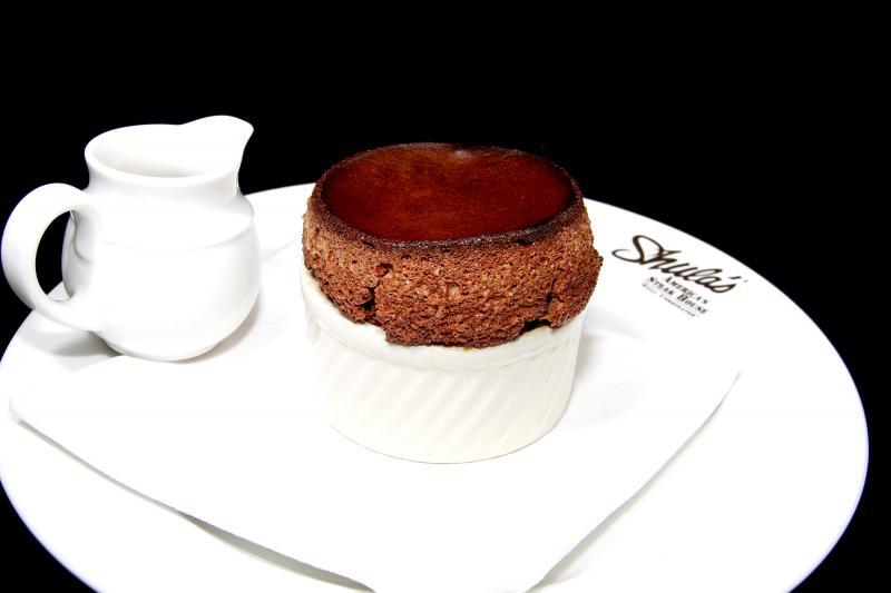 Shula's Walt Disney Restaurant Chocolate Souffle