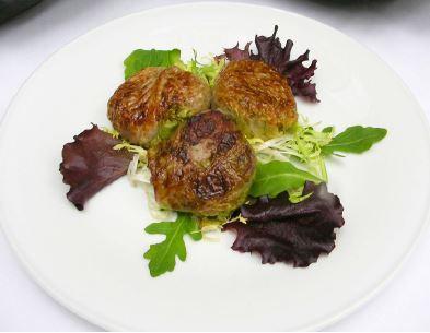 Meatball wine pairing recipe