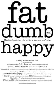fat dumb happy movie