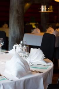 Fine dining at Havfruen Restaurant