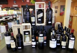 Gift Ideas Big Wine Bottles