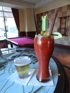 Locally Renowned Bloody Mary