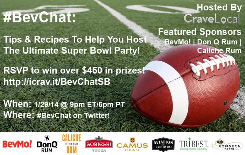 #BevChat Super Bowl Twitter Chat