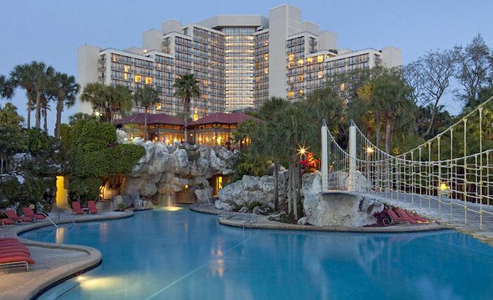 Hyatt Regency Grand Cypress Orlando Features La Coquina ...