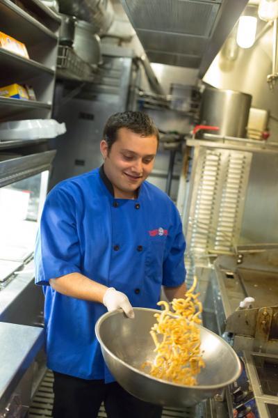 Orlando's Le Cordon Bleu Graduate Chef Matt Loory