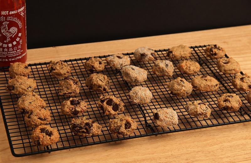Peanut Butter Gluten Free Cookies of Doom