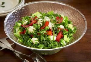 kale salad Olive Garden