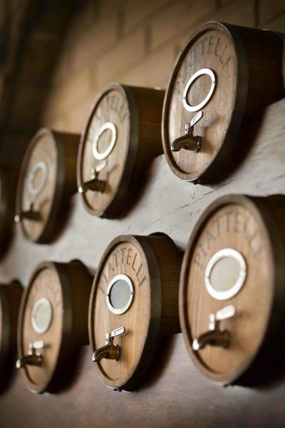 Sustainable Barrels