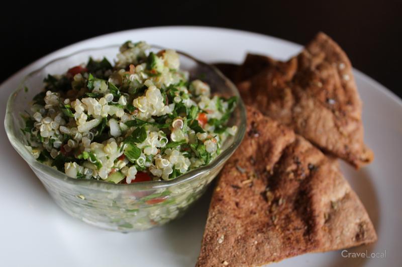 Gluten Free Tabouli With Quinoa Recipe