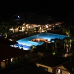 Sandals-Grenada-at-night