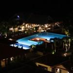 Sandals-Grenada-at-night