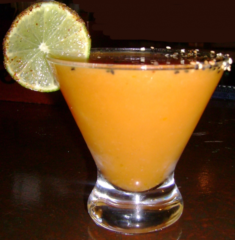 pumpkin martini cocktail recipe