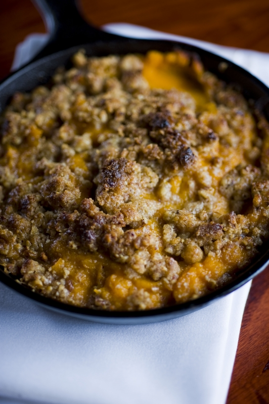 Sullivan's Chicago Sweet Potato Casserole