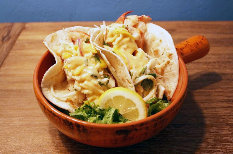 Lobster Taco Recipe