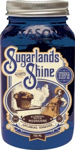 Blueberry Muffin Moonshine By Sugarland Shine