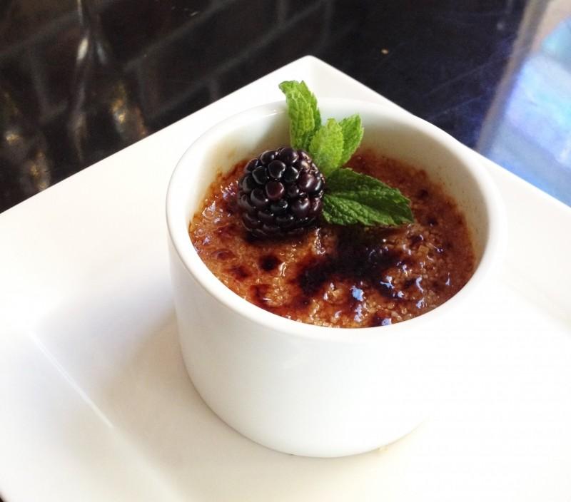 Chambord raspberry creme brulee recipe