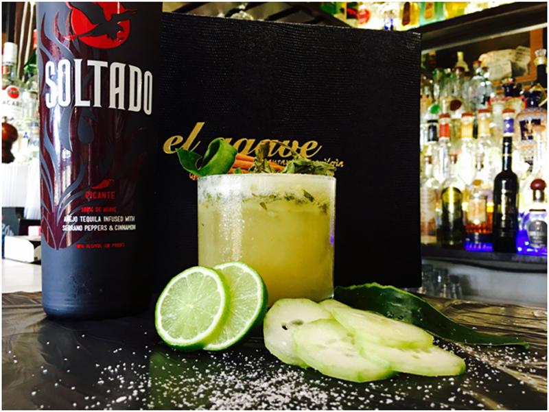 Soltado Tequila-Soltadito