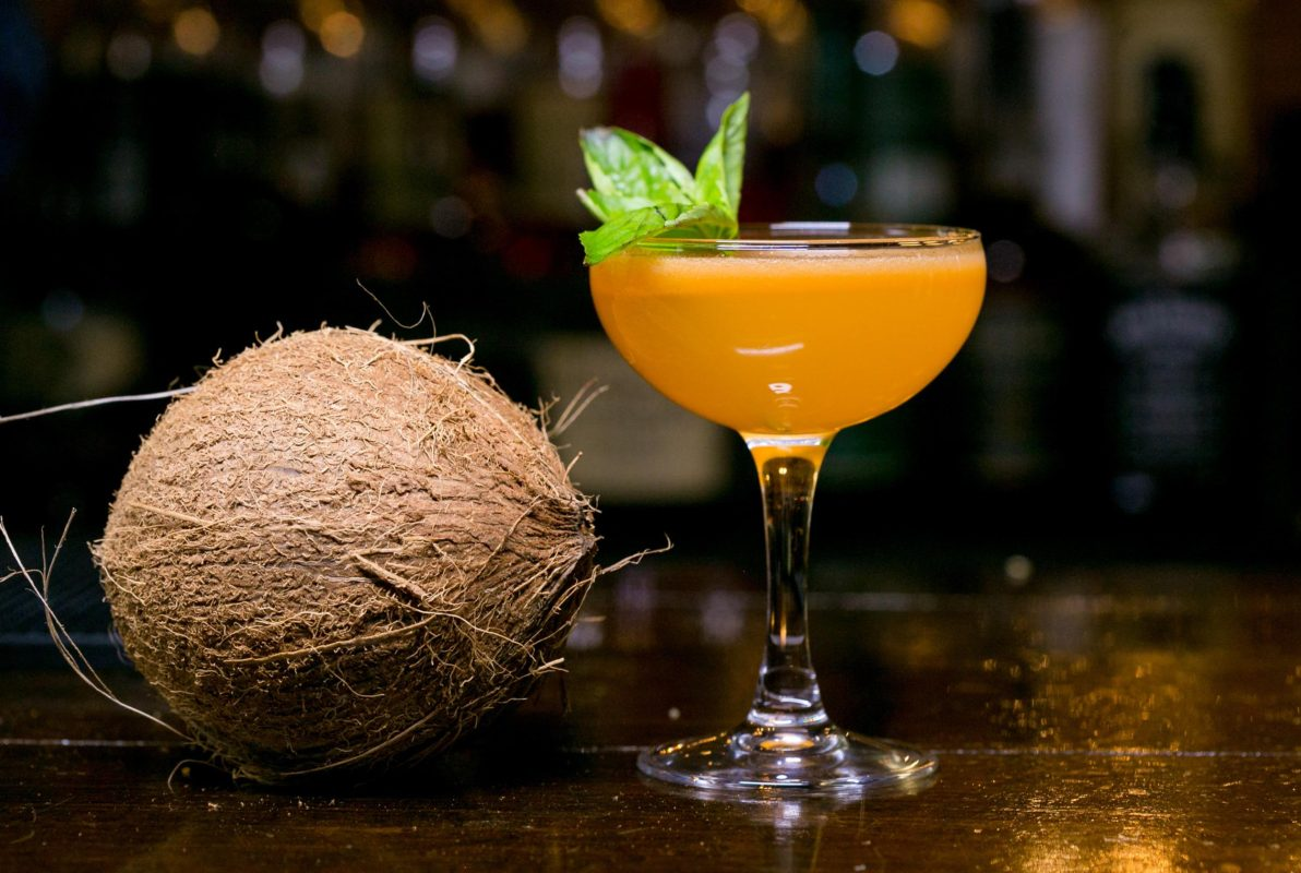 1800 tequila papaya cocktail recipe