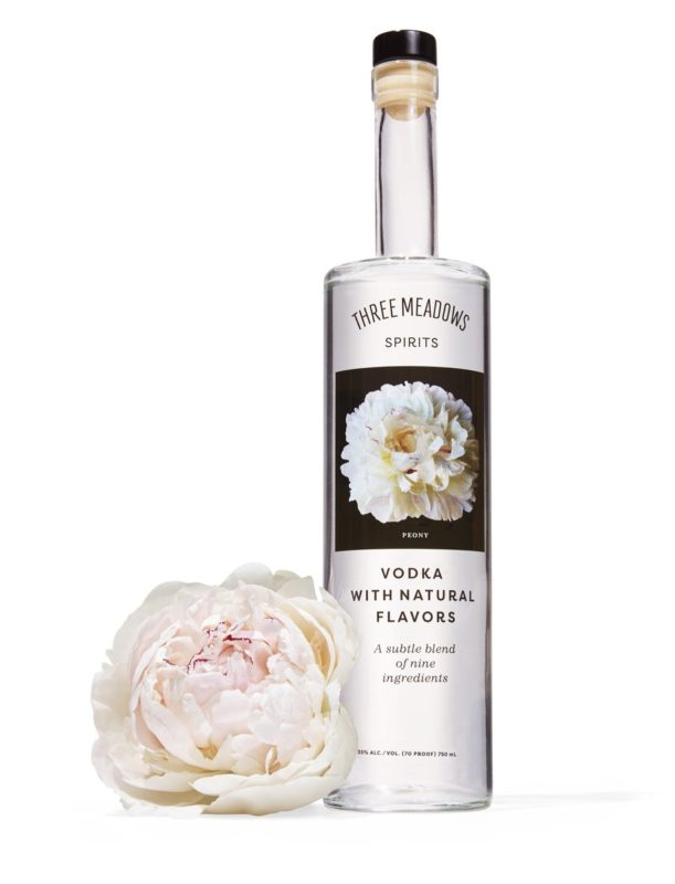 Peony Vodka Review