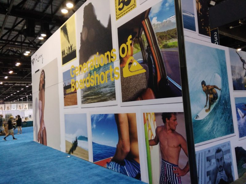 roxy surf expo beach trends retail