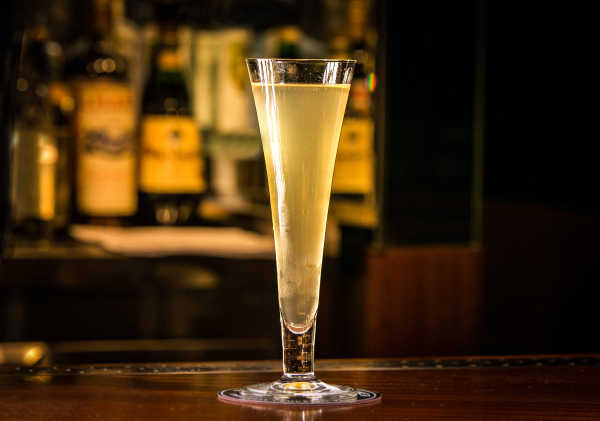 Scotch and Bubbles