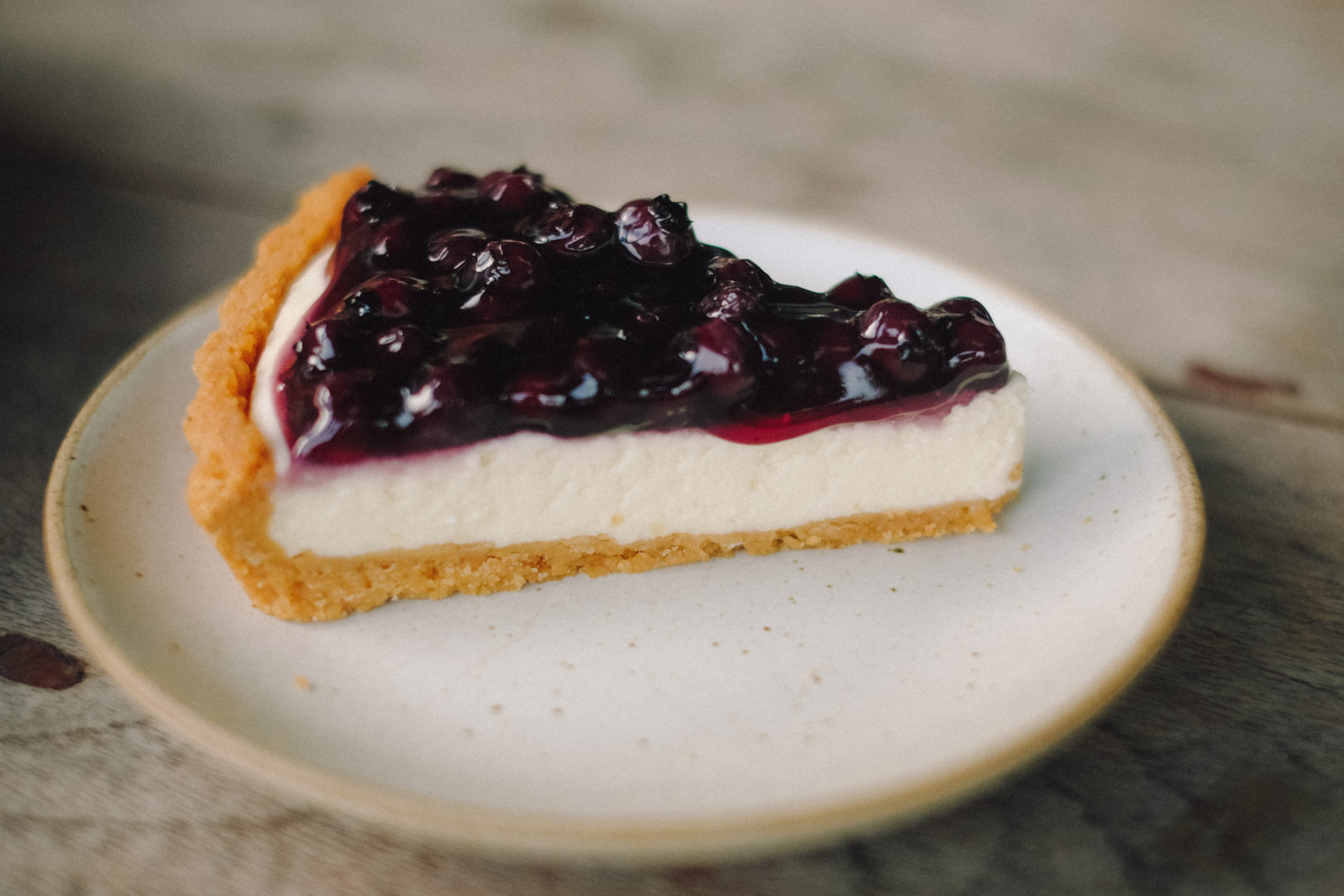 The Perfect Cherry Vanilla Cheesecake